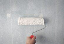 Próbki farb do malowania ścian